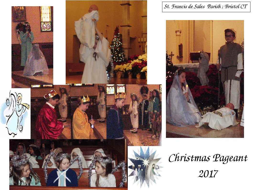 Christmas Pagent 2017 Photos
